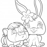 Littlest Pet Shop coloringpages - LittlestPetshop35