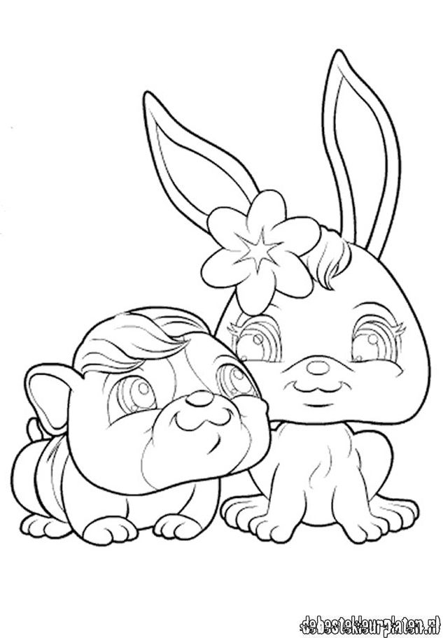 LittlestPetshop35 Printable coloring pages