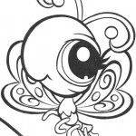 Littlest Pet Shop coloringpages - LittlestPetshop4