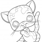 Littlest Pet Shop coloringpages - LittlestPetshop400