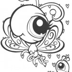 Littlest Pet Shop coloringpages - LittlestPetshop5