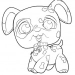 Littlest Pet Shop coloringpages - LittlestPetshop600