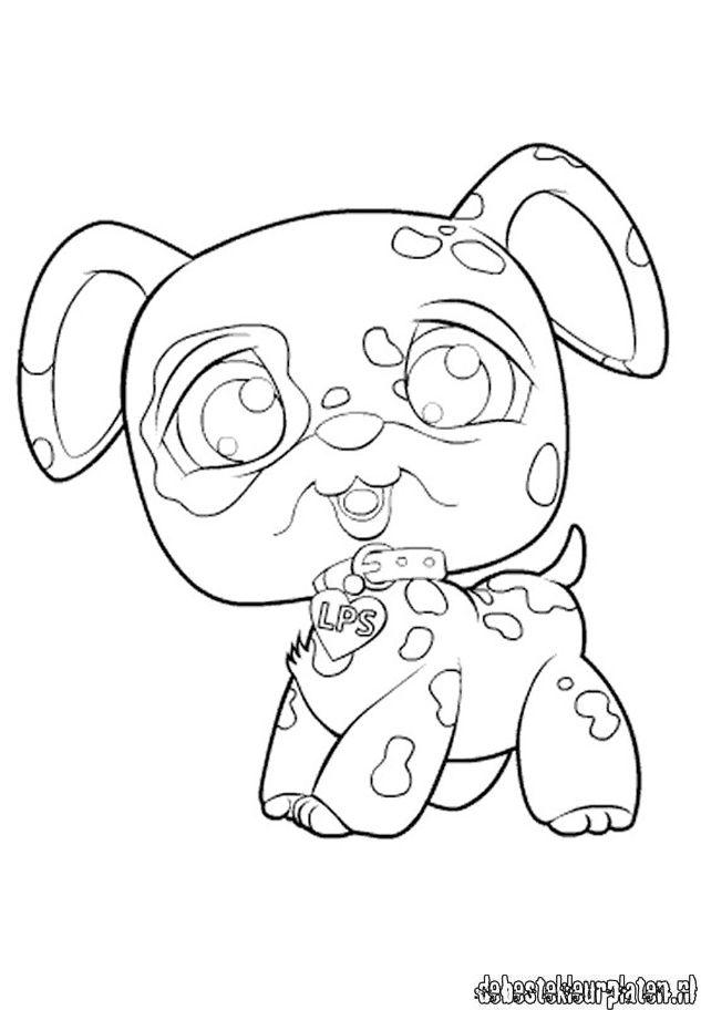 littlest pet shop coloring pages panda movie | LittlestPetshop600 - Printable coloring pages