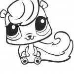 Littlest Pet Shop coloringpages - LittlestPetshop8