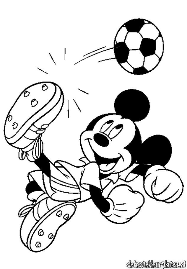 mickeymouse16 printable coloring pages