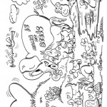 Mother's Day coloringpages -