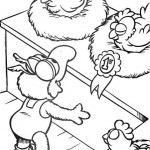 The Muppet Show coloring pages 21