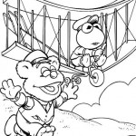 The Muppet Show coloring pages 20