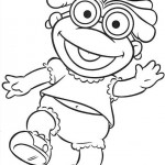 The Muppet Show coloring pages 18