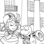 The Muppet Show coloring pages 17