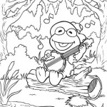 The Muppet Show coloring pages 16