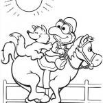 The Muppet Show coloring pages 12