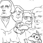 The Muppet Show coloring pages 11