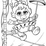 The Muppet Show coloring pages 8