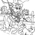 The Muppet Show coloring pages 7