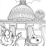 The Muppet Show coloring pages 6