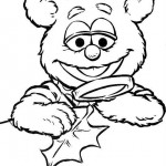 The Muppet Show coloring pages 28