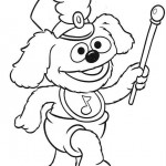 The Muppet Show coloring pages 22