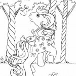 My Little Pony coloringpages -