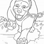 Over the Hedge coloringpages -
