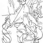 Peter Pan coloringpages - PeterPan005