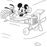 Pluto coloringpages -