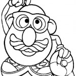 Mr. Potatohead coloring pages 15