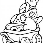 Mr. Potatohead coloring pages 11