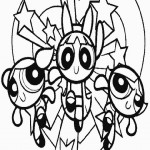 Powerpuff Girls coloringpages -