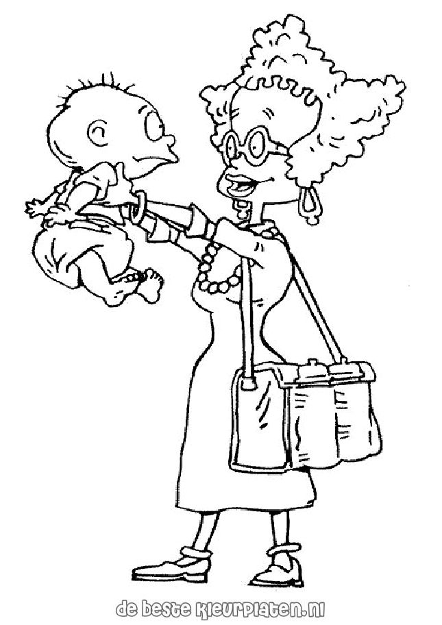 Rugrats014 Printable coloring