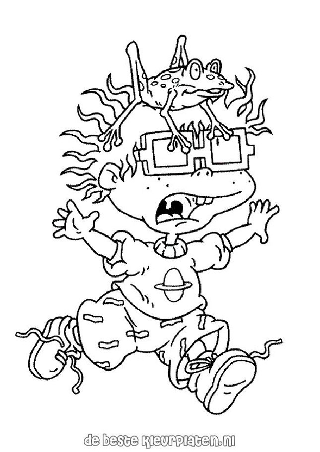 Rugrats017 Printable Coloring Pages