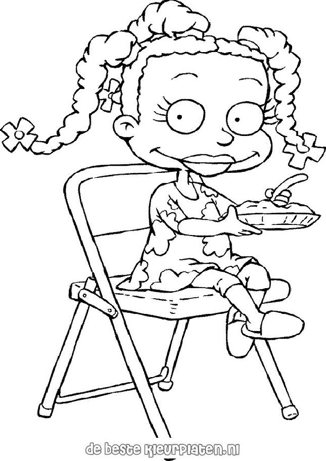Rugrats021 Printable coloring pages