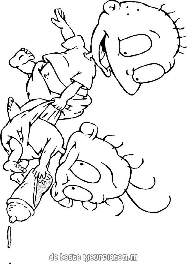 Rugrats022 Printable coloring pages