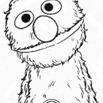 Sesame Street coloringpages -