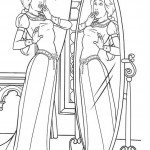 Shrek coloringpages - Shrek13