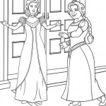 Shrek coloringpages - Shrek15
