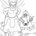 Shrek coloringpages - Shrek9