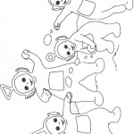 Teletubbies coloringpages - Teletubbies15