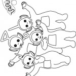 Teletubbies coloringpages - Teletubbies16