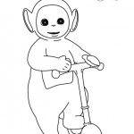 teletubbies coloring pages printable coloring pages