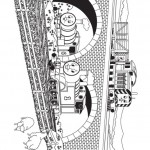 Thomas and Friends coloringpages -