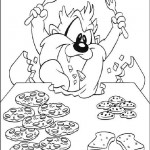 Tiny Toons coloring pages 13