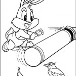 Tiny Toons coloring pages 12