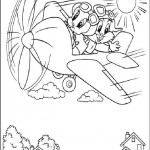 Tiny Toons coloring pages 1