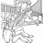 Fantastic Four coloringpages -
