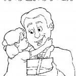 Father's Day coloringpages -
