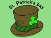 St. Patrickday coloring pages