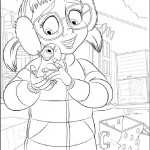 Rio coloring pages 30