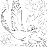 Rio coloring pages 23