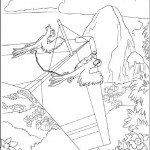 Rio coloring pages 15